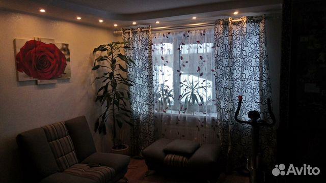 Продается двухкомнатная квартира за 2 050 000 рублей. Мурманск, улица Полухина, 14В.