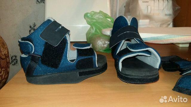 46917a32bfd03 Послеоперационная обувь Барука купить в Владимирской области на ...