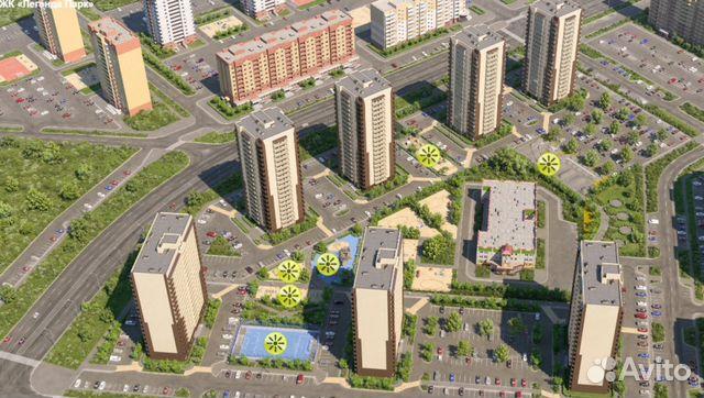 Продается квартира-cтудия за 1 700 000 рублей. улица Фармана Салманова, 4.