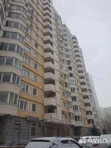 Продается однокомнатная квартира за 3 700 000 рублей. Московская область, Граничная улица, 9.