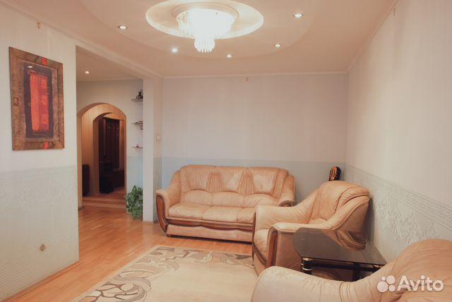 Продается четырехкомнатная квартира за 5 550 000 рублей. г Нижний Новгород, Волжская наб, д 9.