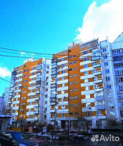 Продается квартира-cтудия за 2 750 000 рублей. г Москва, ул Генерала Кузнецова, д 26 к 2.