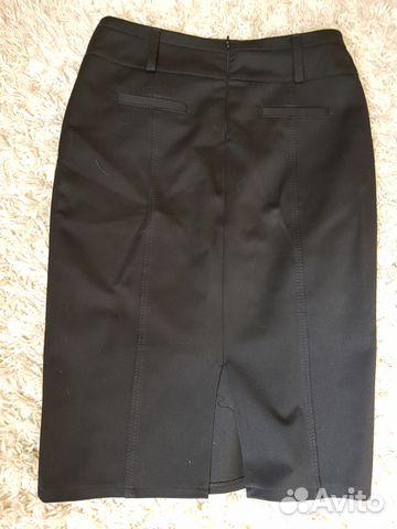 Продается длинная офисная юбка  купить 2