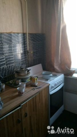 Продается однокомнатная квартира за 1 700 000 рублей. г Нижний Новгород, ул Народная, д 42.