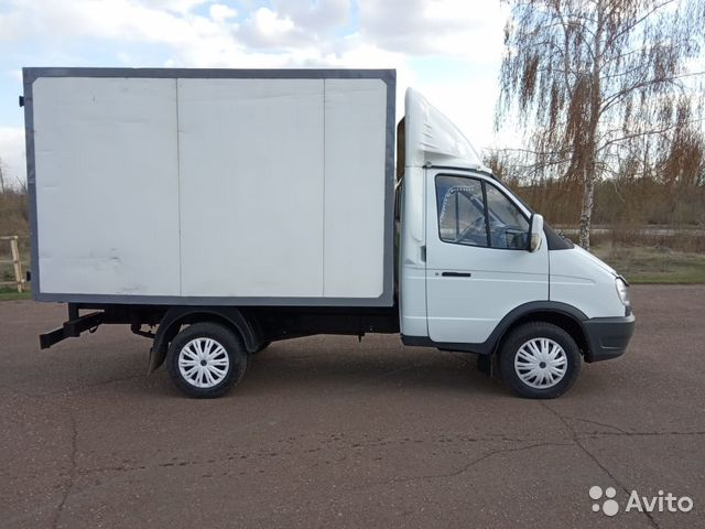 Купить ГАЗ ГАЗель пробег 194 000.00 км 2007 год выпуска