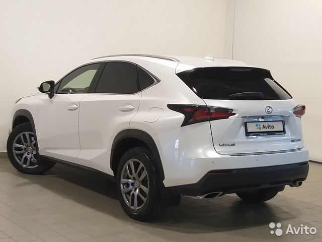 Купить Lexus NX пробег 53 270.00 км 2016 год выпуска