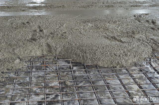 Бетон бартером процесс схватывания бетона