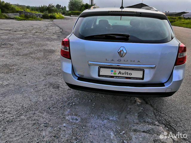Renault Laguna, 2008 89997975011 buy 7