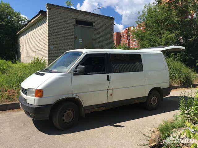 Авито нижегородская область авто с пробегом фольксваген транспортер т4 фольксваген каравелла мультивен транспортер