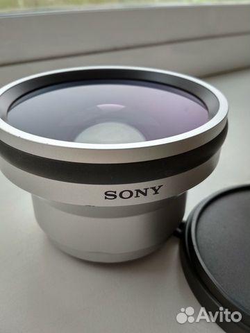 Оптический широкоугольный конвертер Sony vclhg0758 89242094052 купить 1