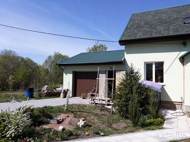 Дом 96 м² на участке 12 сот. 89062385664 купить 2