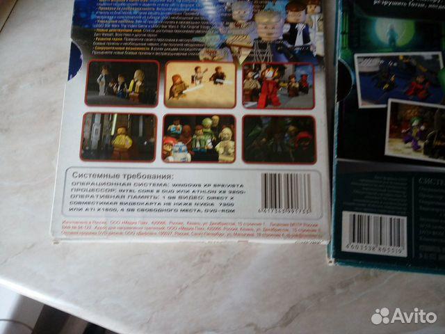 Лего игры на компьютер 89024219201 купить 2