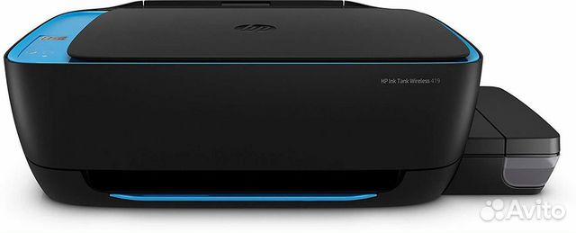 Мфу струйное HP Ink Tank 319 купить 4