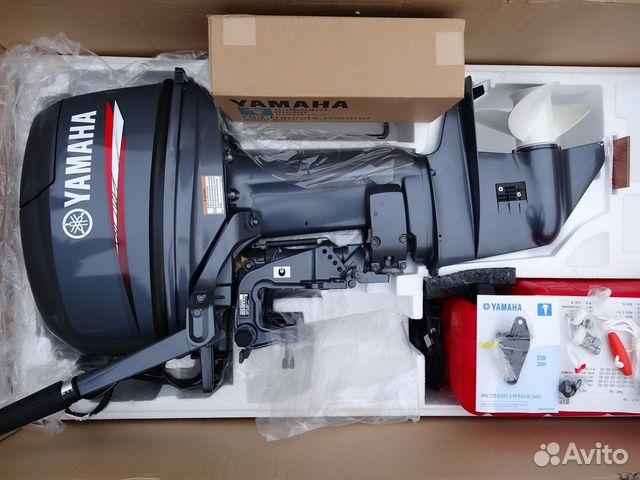 Лодочный мотор Ямаха 30 (Yamaha 30 Hwcs) 89153779717 купить 1