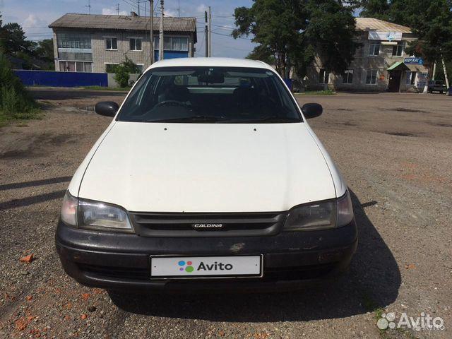 Toyota Caldina, 2002 89146106646 купить 3