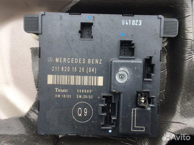 89026196331  Блок управления двери задний левый Mercedes-Benz