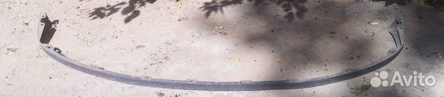 Защита переднего бампера на Honda Odyssey