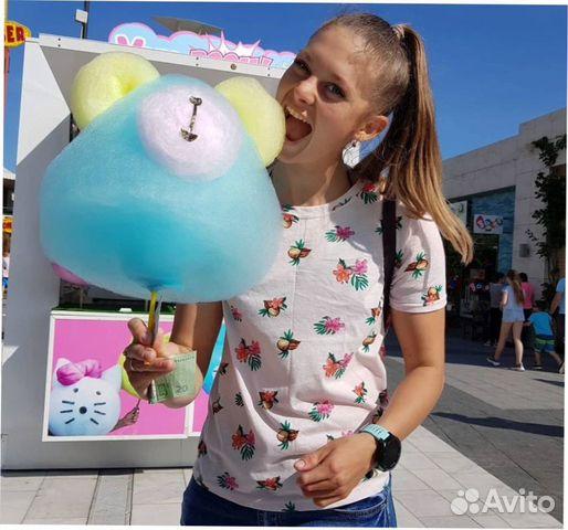 Аппарат для сладкой ваты Candyman Version 2