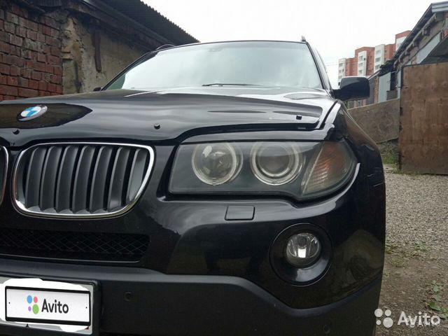 BMW X3, 2009  купить 1