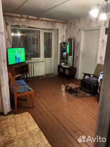 3-к квартира, 58 м², 3/4 эт.