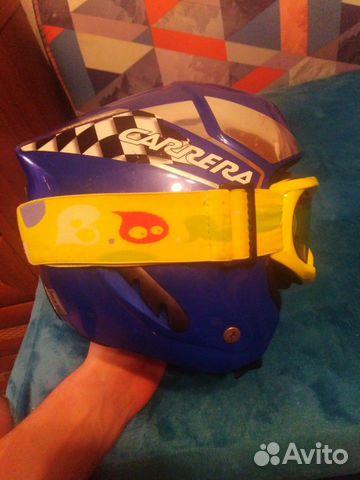 Горнолыжный шлем Carrera cr, детский 89826706248 купить 4
