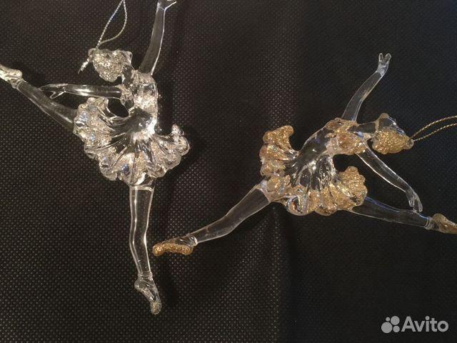 Балерины, игрушки Новый год