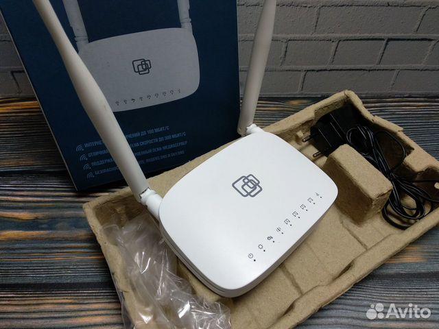 Роутер w4n wi-fi