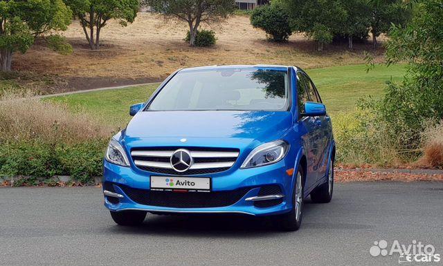 Mercedes-Benz B-класс, 2014 купить 7