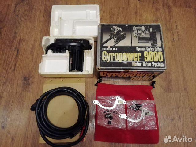 Электропривод для катушки daiwa gyropower 9000 купить 1