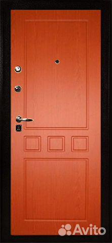 услуга монтажа входных дверей