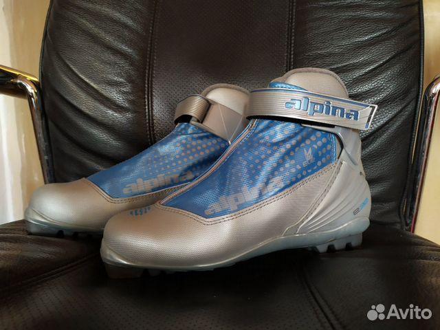 Лыжные ботинки 89270531410 купить 1