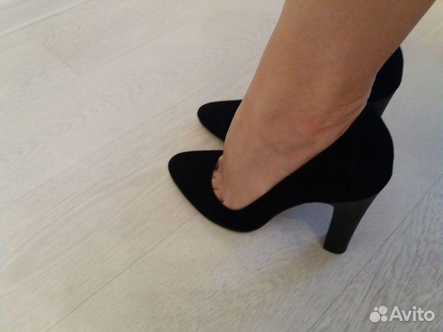 Туфли новые натуральная замша 89027802361 купить 6