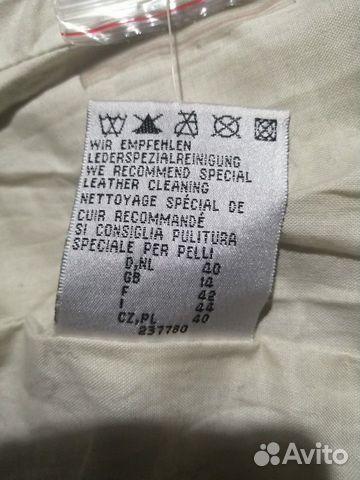 Пиджак, жакет натуральная кожа 89276265855 купить 6