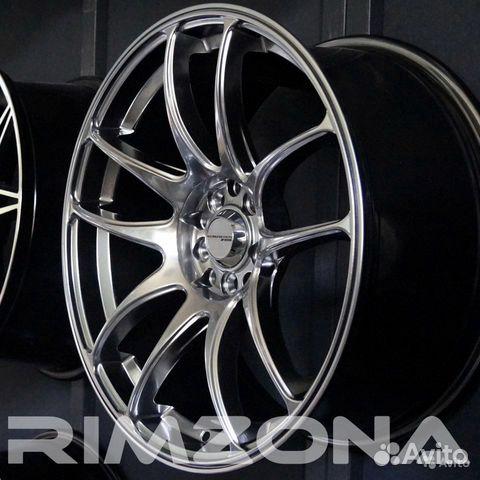 Новые диски Work CR-Kiwami на Skoda, Volkswagen 89053000037 купить 3