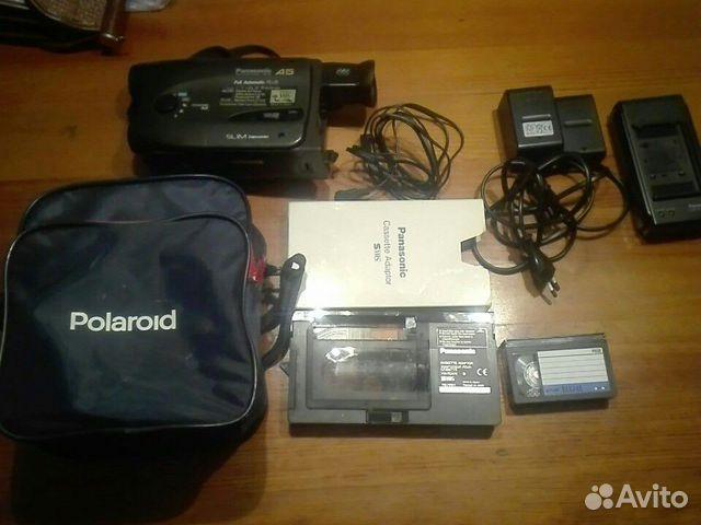 Видеокамера Panasonic NV-A5EN  89537026581 купить 3