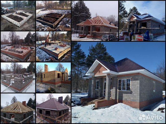 строительство дома из керамзитобетона смета