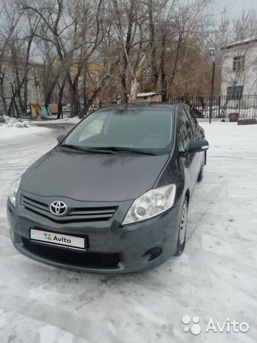 Toyota Auris, 2010 89630018841 купить 1