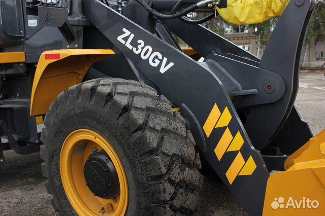 Фронтальный погрузчик xcmg ZL30GV купить 6