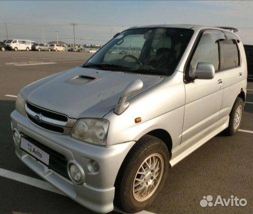 Daihatsu Terios 1.3AT, 2002, 175000км