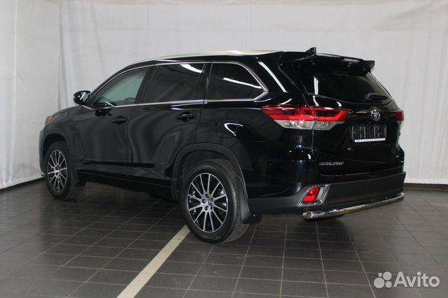 Toyota Highlander, 2019 89875412263 купить 4