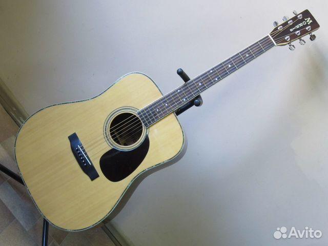 89025069832 Акустическая гитара Morris W-35 (1978 Japan)
