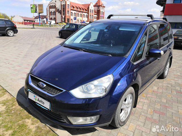 Ford Galaxy, 2008 kaufen 1