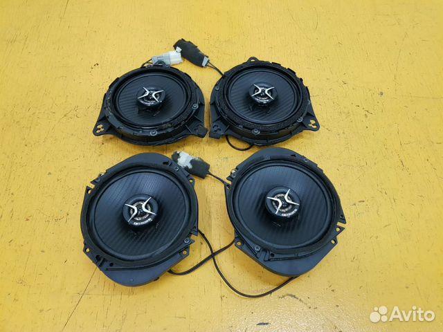 89625003353 Колонки комплект Subaru Legacy, BE5, EJ20