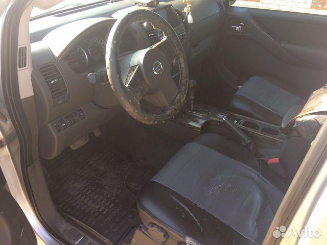 Nissan Pathfinder, 2007 купить 7