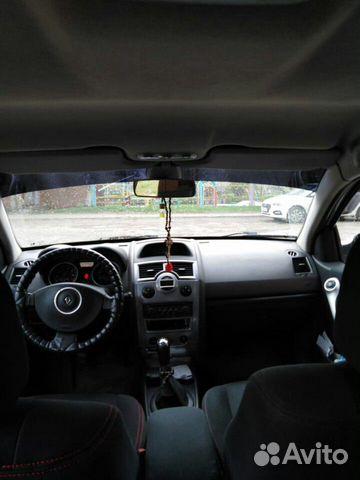 Renault Megane, 2007 89176211796 купить 9