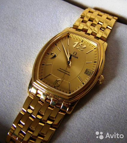 Омега продам золотые часы ломбард diesel часовой