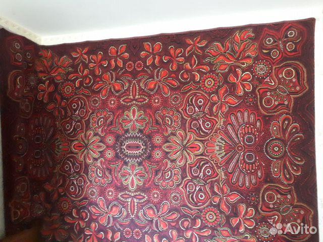 Шерстяной ковёр 89116089380 купить 1