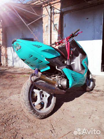 Yamaha aerox купить 1
