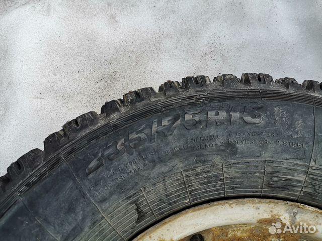 Продам колеса на УАЗ  89028149423 купить 3