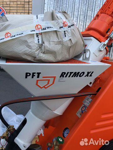 Plastering machines PFT Ritmo XL 89104717080 buy 5